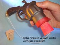 The Harley Quinn Cork Gun