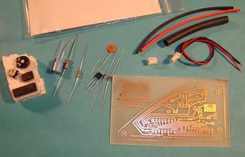 The J2 Sequencer Circuit Board Kit comes with